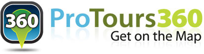 San Diego & El Cajon Office Tours on Protour 360 Map